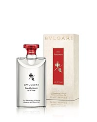 Bulgari Bvlgari Eau Parfumee Au The Rouge Shampoo And Shower Gel No Color