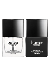 Butter London 'Patent Gel Top And Tails' Set