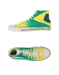 Happiness High Tops And Trainers Green
