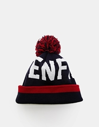 Penfield Ledyard Bobble Hat Navy