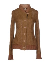 Coast Weber And Ahaus Knitwear Cardigans Women Khaki