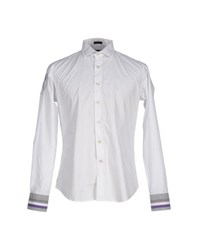 Etiqueta Negra Shirts Shirts Men White