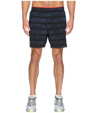 New Balance Woven 2 In 1 Short Galaxy Men's Shorts Navy