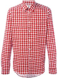 Paul Smith Ps By Rose Print Shirt
