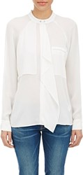 A.L.C. Catherine Blouse White