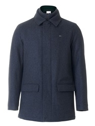 Eden Park Casual Town Wool Jacket Grey