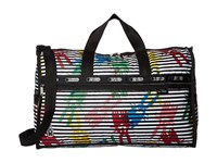 Lesportsac Luggage Large Weekender Jeffrey Duffel Bags Multi