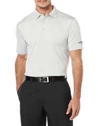 Callaway Performance Heathered Polo High Rise