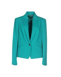 Laurel Suits And Jackets Blazers Women Turquoise