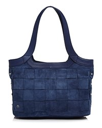 Etienne Aigner Jerry Woven Tote Indigo