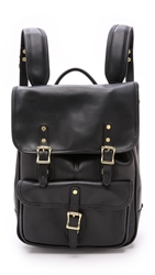 J.W. Hulme Co. Continental Backpack Black