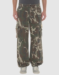 Bad Spirit Casual Pants Military Green