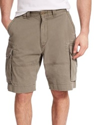 Polo Ralph Lauren Classic Cargo Shorts Olive Green
