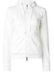 Moncler Hooded Sweatshirt Nude And Neutrals