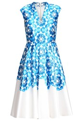 Ted Baker Narisa Cocktail Dress Party Dress White