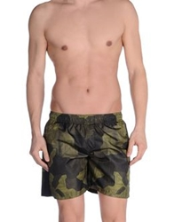 Fifteen And Half Swimming Trunks Military Green