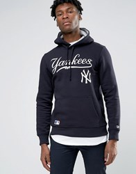 New Era Yankees Hoodie Blue