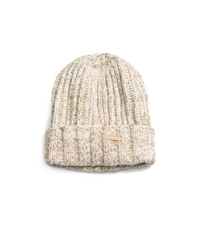 Michael Kors Fisherman Stitch Hat Oatmeal