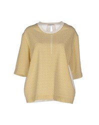 Hope Collection Topwear T Shirts Women Ivory