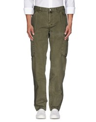 North Sails Trousers Casual Trousers Men Military Green