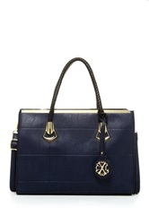 Cxl By Christian Lacroix Coletta Satchel Metallic