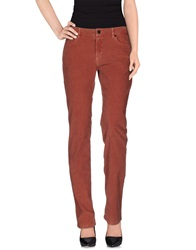 Ballantyne Casual Pants Rust