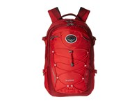 Osprey Quasar Robust Red Backpack Bags