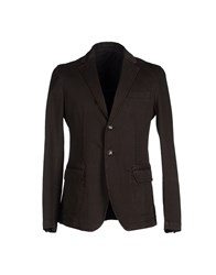 Takeshy Kurosawa Suits And Jackets Blazers Men Brown