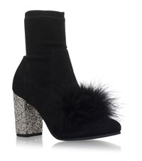 Kg By Kurt Geiger Rio Ankle Boots Female Black