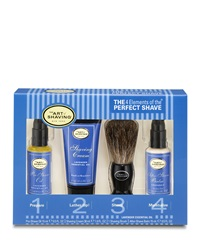 The Art Of Shaving 4 Elements Of The Perfect Shave Starter Kit Lavender