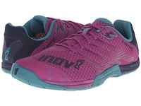 Inov 8 F Lite 235 Purple Teal Navy Women's Running Shoes