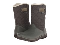 Bogs Juno Mid Dark Green Women's Cold Weather Boots