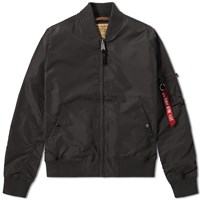 Alpha Industries Ma 1 Tt Jacket Black