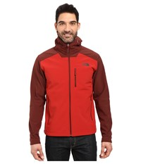 The North Face Apex Bionic 2 Hoodie Cardinal Red Sequoia Red Men's Sweatshirt