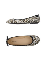 Twin Set Simona Barbieri Ballet Flats