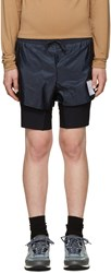 Satisfy Navy Long Distance Shorts