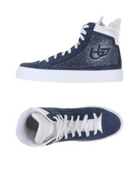 Blu Byblos Footwear High Tops And Trainers Women