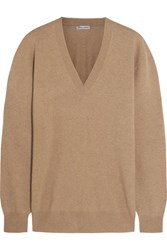 Tomas Maier Cashmere Sweater Beige