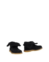 Alexander Hotto Ankle Boots Black