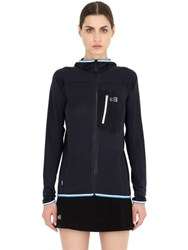 Millet Trilogy Stretch Hooded Fleece Sweatshirt