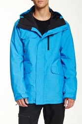 Quiksilver Craft Jacket Blue