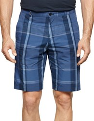 Calvin Klein Checked Shorts Limonges