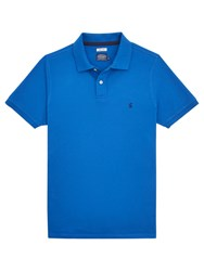 Joules New Maxwell Polo Shirt Olympian Blue