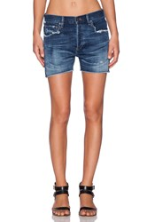 Citizens Of Humanity Corey Relaxed Short Ombre