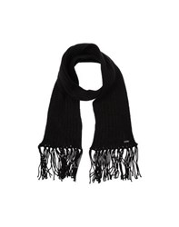 Woolrich Accessories Oblong Scarves Women Black