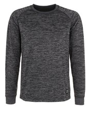 O'neill Cruizer Fleece Jumper Black Out Dark Grey