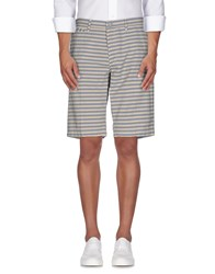 Manuel Ritz Trousers Bermuda Shorts Men Azure