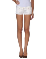 Just Cavalli Denim Shorts Light Pink