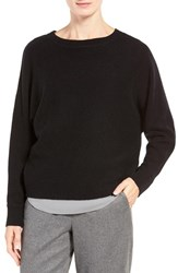 Nordstrom Women's Collection Cross Back Cashmere Sweater