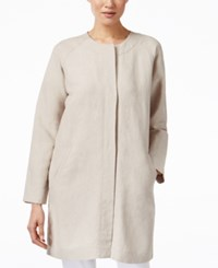 Eileen Fisher Long Sleeve Kimono Jacket